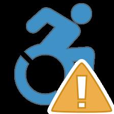Partial Wheelchair Access